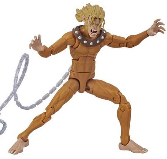 Marvel Legends - Marvel's Wild Child (Sugar Man BAF)