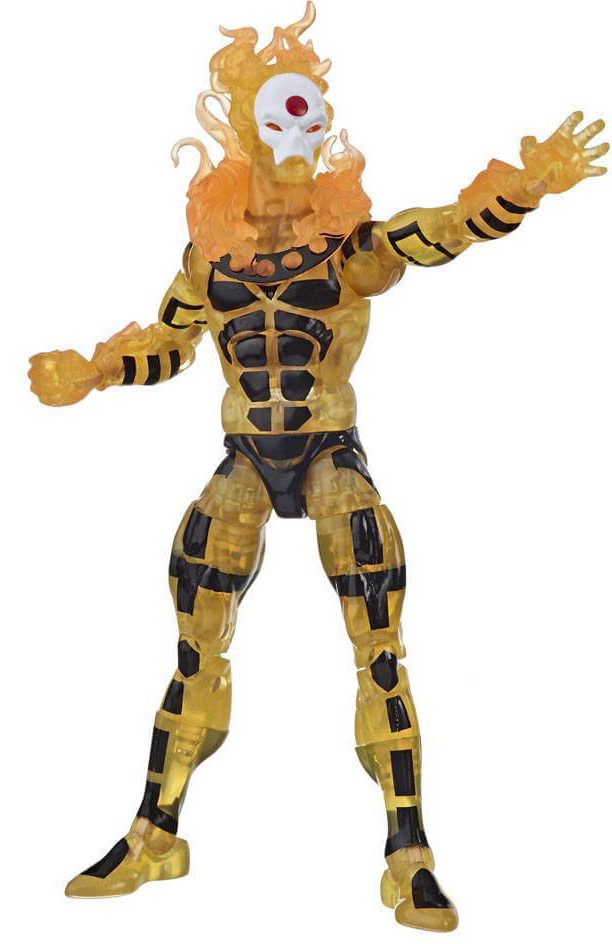 Marvel Legends - Sunfire (Sugar Man BAF)