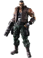 Final Fantasy VII Remake - Barret Wallace Ver. 2 - Play Arts Kai