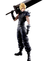 Final Fantasy VII Remake - Cloud Strife Ver. 2 - Play Arts Kai