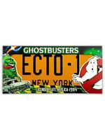 Ghostbusters - ECTO-1 License Plate Replica - 1/1