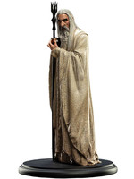 Lord of the Rings - Saruman The White Statue - 19 cm