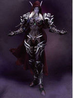 World of Warcraft Battle for Azeroth - Sylvanas Windrunner - Dynamic 8ction Heroes