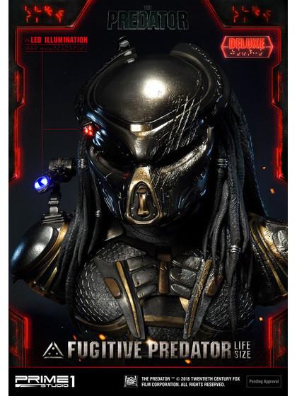 The Predator - Fugitive Predator Bust (Deluxe Ver.)