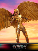 Wonder Woman 1984 - Golden Armor Wonder Woman (Deluxe) MMS - 1/6