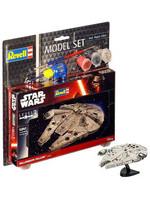 Star Wars - Millennium Falcon Model Set - 1/241