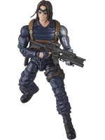 Marvel Legends Black Widow - Winter Soldier (Crimson Dynamo BaF)
