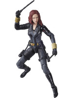 Marvel Legends Black Widow - Black Widow (Crimson Dynamo BaF)