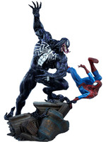 Marvel - Spider-Man vs Venom Maquette - 56 cm