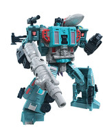 Transformers Earthrise War For Cybertron - Doubledealer Leader Class