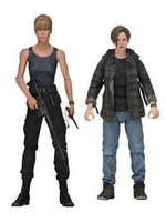 Terminator 2 Judgment Day - Sarah Connor & John Connor 2-Pack