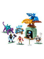 Masters of the Universe - Mega Construx Panthor at Point Dread Playset
