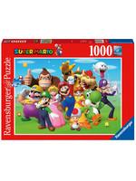 Nintendo - Super Mario Jiggsaw Puzzle (Characters)