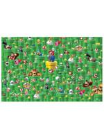 Nintendo - Super Mario Bros Challenge Jigsaw Puzzle