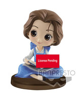 Disney - Q Posket Story of Belle Ver. A Petit Mini Figure