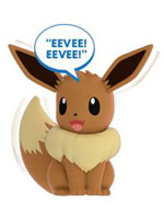 Pokémon - My Partner Eevee Interactive Figure