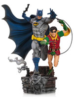 Batman - Batman & Robin by Ivan Reis - Deluxe Art Scale