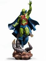 DC Comics - Martian Manhunter by Ivan Reis - Art Scale