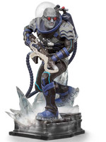 DC Comics - Mr. Freeze by Ivan Reis - Art Scale