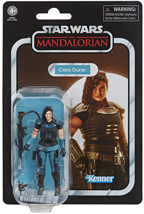 Star Wars The Vintage Collection - Cara Dune