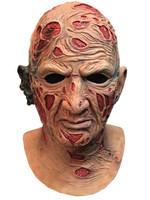 A Nightmare on Elm Street - Freddy Krueger Latex Mask (Deluxe)