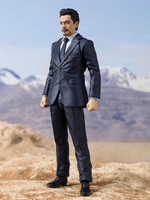 Marvel - Tony Stark (Birth of Iron Man) - S.H. Figuarts