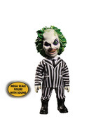 Beetlejuice - Beetlejuice Talking Action Figure - MDS Mega Scale