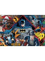 DC Comics - Batman vs. Penguin Supercolor Jigsaw Puzzle