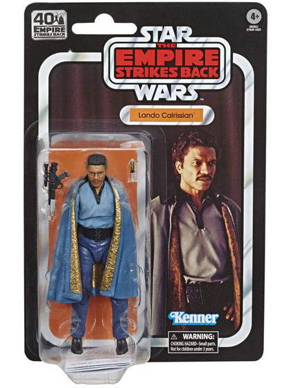Star Wars Black Series - 40th Anniversary Lando Calrissian