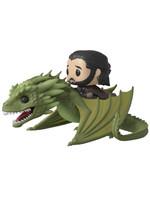 Funko POP! Rides: Game of Thrones - Jon Snow & Rhaegal