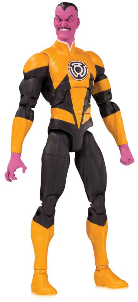 DC Essentials - Sinestro