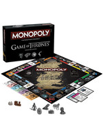 Monopoly - Game of Thrones Collectors Edition (English)