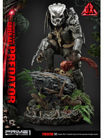 Predator - Big Game Cover Art Predator Statue Deluxe Ver.