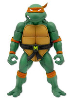 Turtles - Ultimates Action Figure Michelangelo