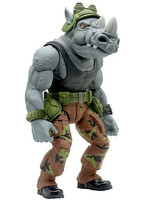 Turtles - Ultimates Action Figure Rocksteady