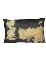 Game of Thrones - Westeros Map Pillow 55 cm