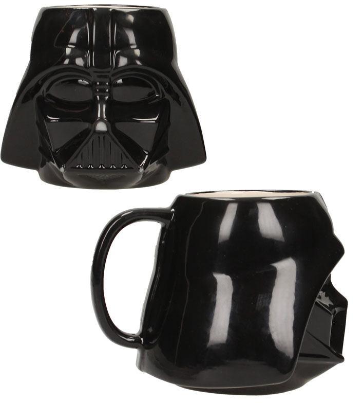 Star Wars - Darth Vader Ceramic 3D Mug