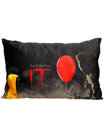Stephen Kings It 2017 - You'll Float Too Cushion - 55 x 35 cm