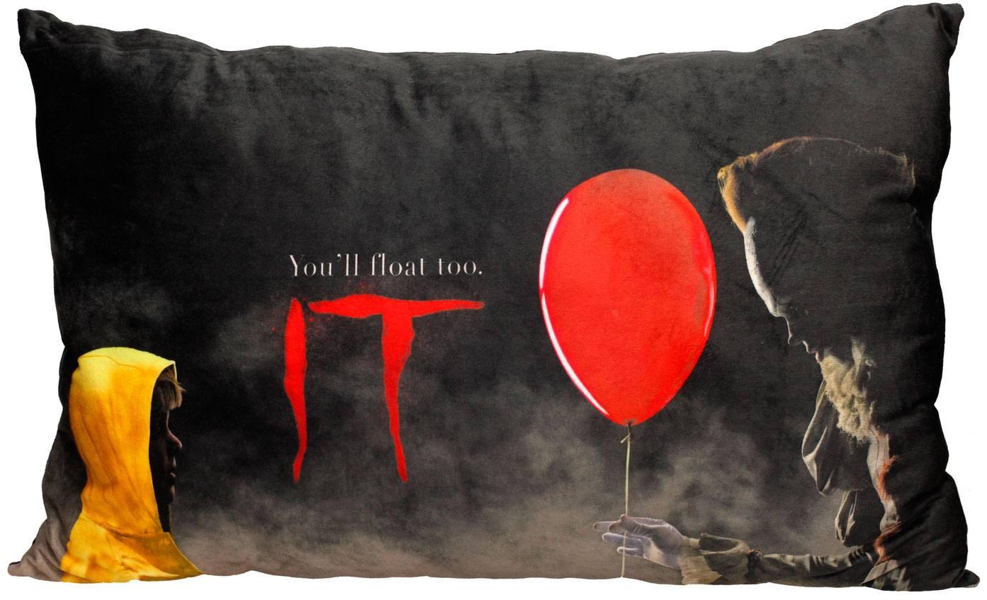 Stephen Kings It 2017 - You'll Float Too Cushion - 55 x 35 cm