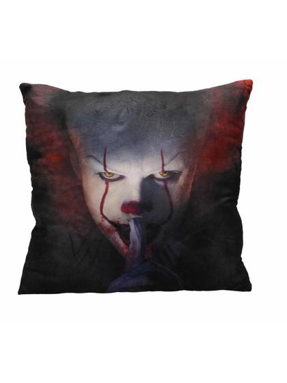 Stephen Kings It 2017 - Shut Up Cushion - 45 cm