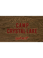 Friday the 13th - Welcome To Camp Crystal Lake Doormat