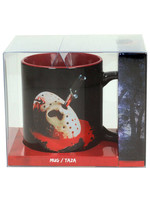 Friday the 13th - Jason Mask Poster Mug
