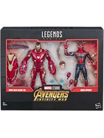 Marvel Legends - Iron Man and Iron Spider 80th Anniversary