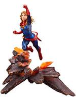 Marvel Universe - Captain Marvel - Artfx Premier