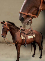 James Dean - Cowboy Horse - 1/6