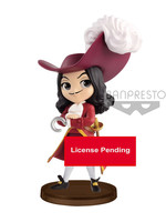Disney - Q Posket Captain Hook Petit Mini Figure