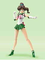 Sailor Moon - Sailor Jupiter (Animation Color Edition) - S.H. Figuarts