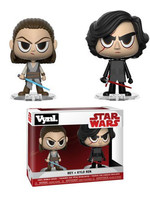 VYNL Star Wars Vinyl - Rey & Kylo 2-Pack