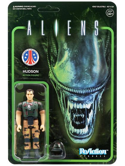 Aliens - Hudson - ReAction