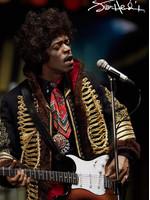 Jimi Hendrix - 1/6